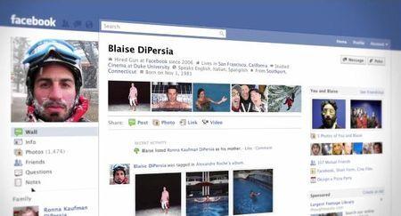 profilo facebook personalizzare foto