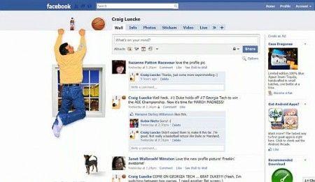 profilo facebook personalizzare