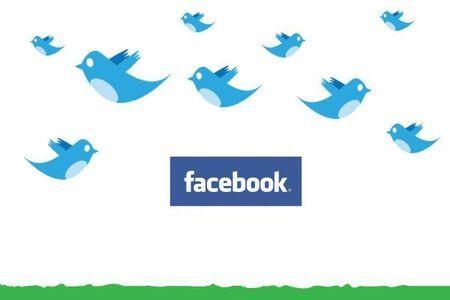 profilo facebook post twitter smarttwitter