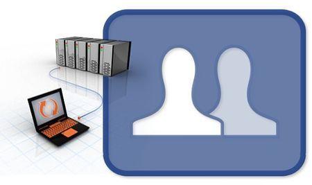 profilo facebook scaricare copia backup