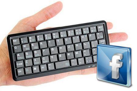 profilo facebook scorciatoie tastiera social network