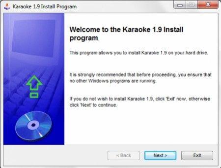 programma karaoke