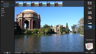 Photoshop Express screenshot
