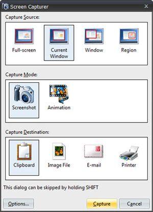 Extensoft Screen Capturer