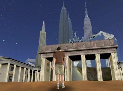 Multiverse screenshot