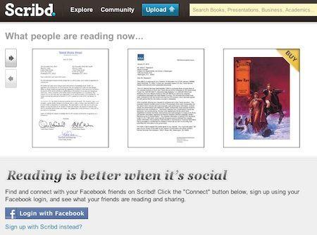 Scribd abbandona Flash in favore di HTML5
