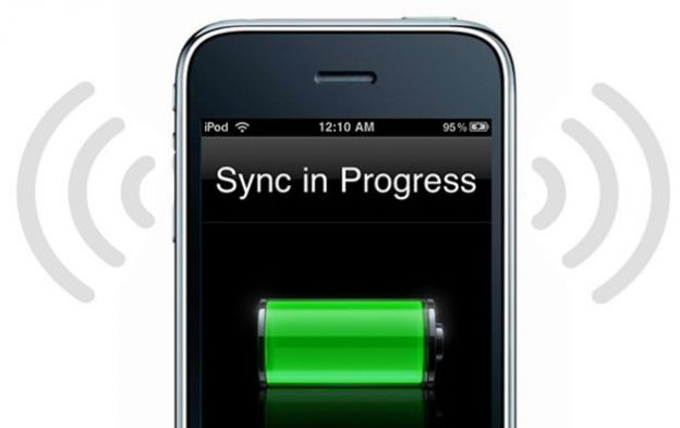 sincronizzare iphone itunes