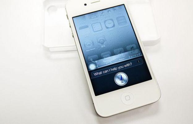 siri iphone riconoscimento vocale 4s