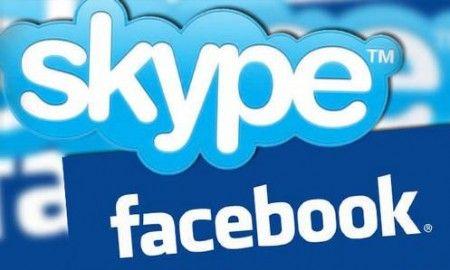 skype facebook voip