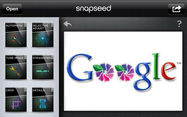 snapseed google