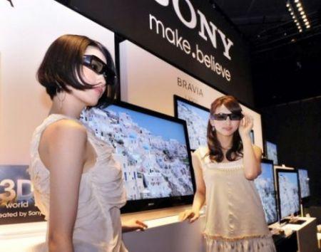 Sony Bravia 3D