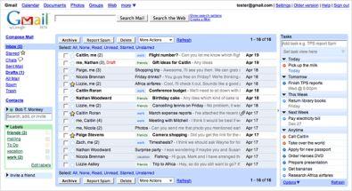 RTM e gmail