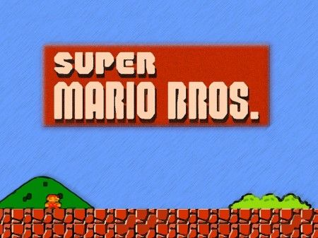 super mario bros chrome