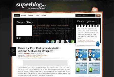 template wordpress astra