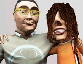 tesi avatar 3D