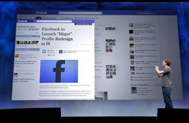 timeline facebook come attivare