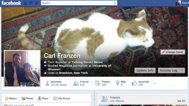 timeline facebook modifiche grafica