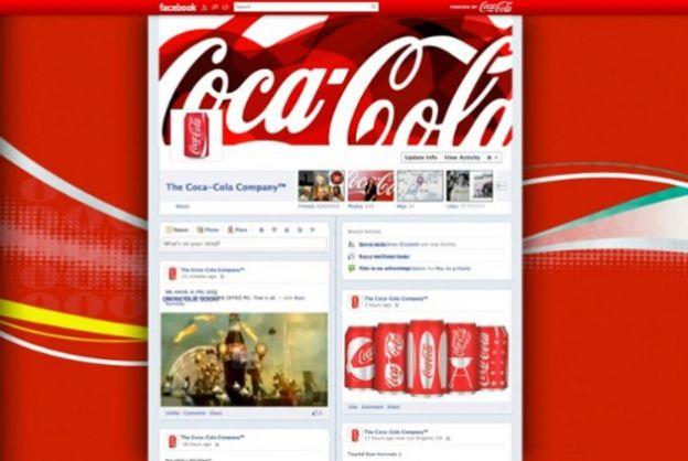 timeline facebook pagine aziendali