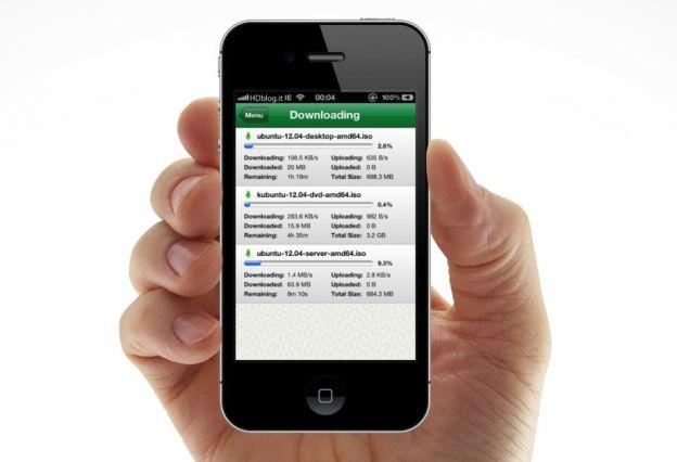 torrent iphone client