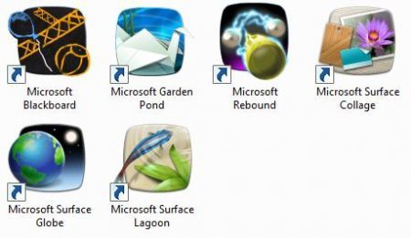 Microsoft Touch Pack