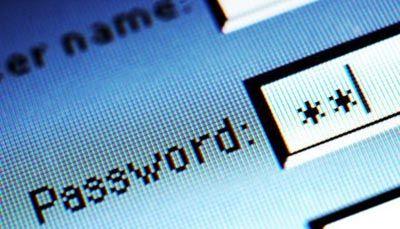 trovare password perdute