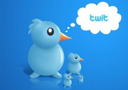 twitter italiano widget blog