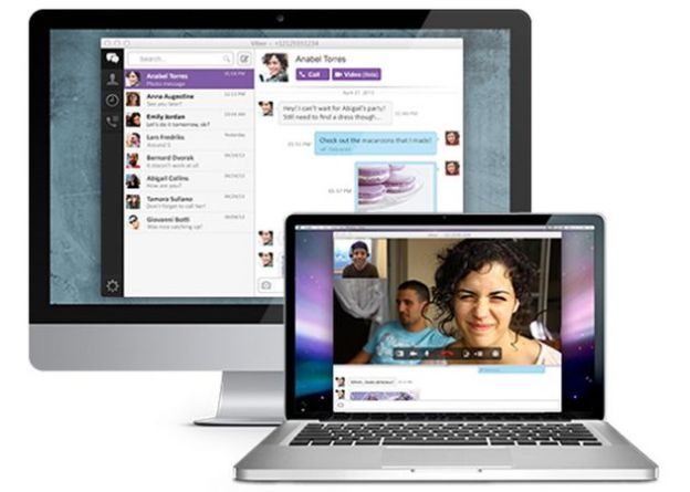viber per pc e mac skype