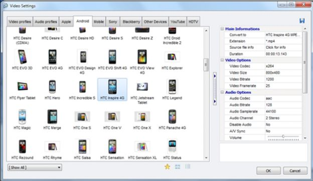 video to video converter