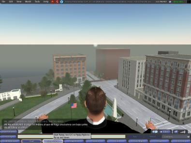 Dallas, Dealey Plaza, Second Life