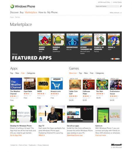 web marketplace