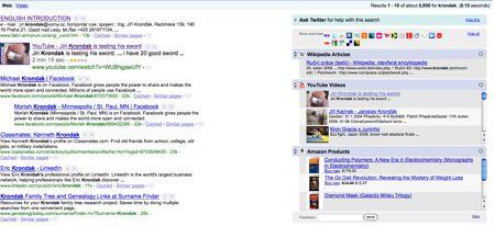 WebMynd su Google