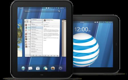 webos touchpad