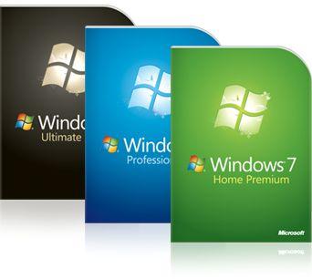 windows 7 licenze