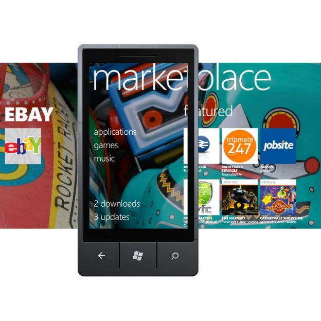 windows phone marketplace apps