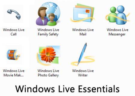 Windows Live Essentials Wave 4