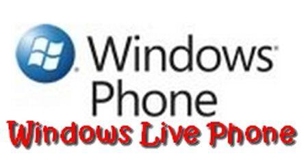 Windows Live Phone