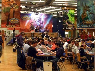 world of warcraft Darkmoon Faire