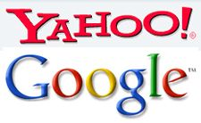 Yahoo e Google