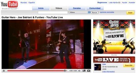 Youtube panoramico