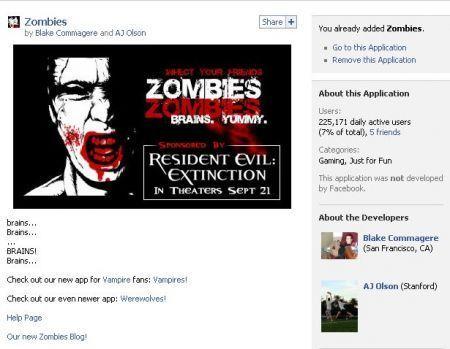 facebook zombifica