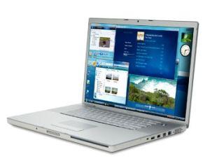 Il notebook con Vista più veloce è…un Mac!