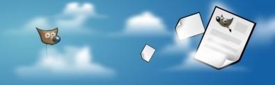 GIMP 2.4 splash screen