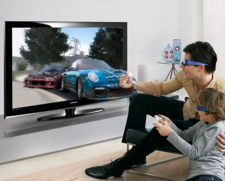 Televisore 3D: a marzo i primi modelli