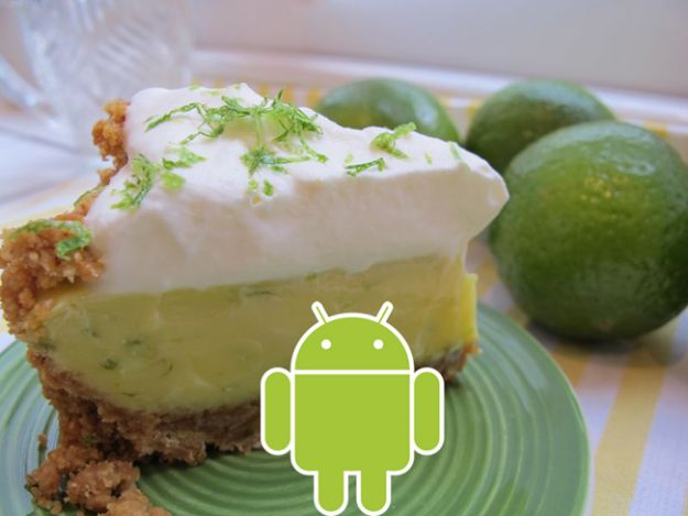 Google Android, la versione 6 sarà Key Lime Pie