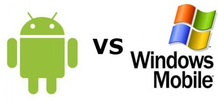Android vs Windows Mobile