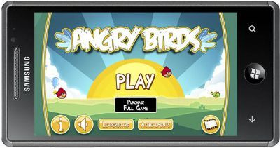 Angry Birds atterra su Windows Phone 7 (e ovviamente farà un bel botto)