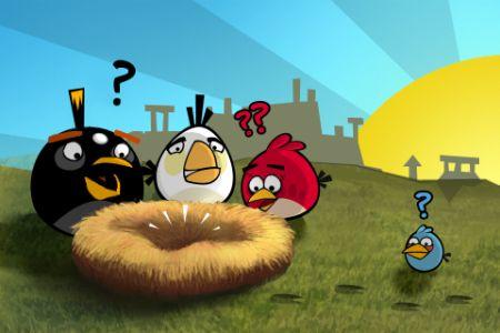 Angry Birds: 200 Milioni di download e una tonnellata di uccelli lanciati
