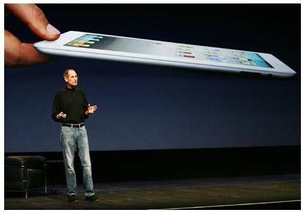 Apple iPad 2 ios
