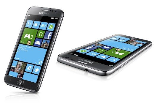 Windows Phone 8 debutta sul Samsung Ativ S