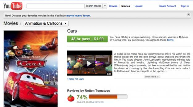 Disney porta i film su Youtube grazie ad un accordo (ma solo in USA)